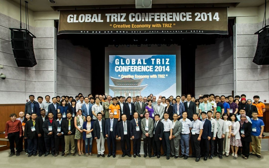 Global TRIZ Conference in Korea